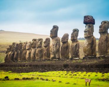 Mystère des Moaïs de l'Ile de Paques